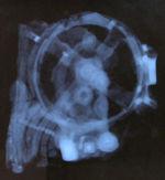 Древний компьютер в рентгеновских лучах