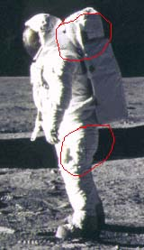 Фото NASA AS11-40-5875 (фрагмент)