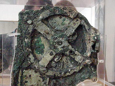Древний компьютер