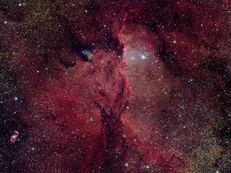 Размышления о NGC 6188