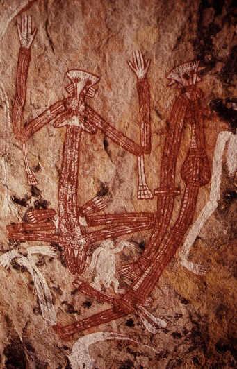 Древние австралийцы