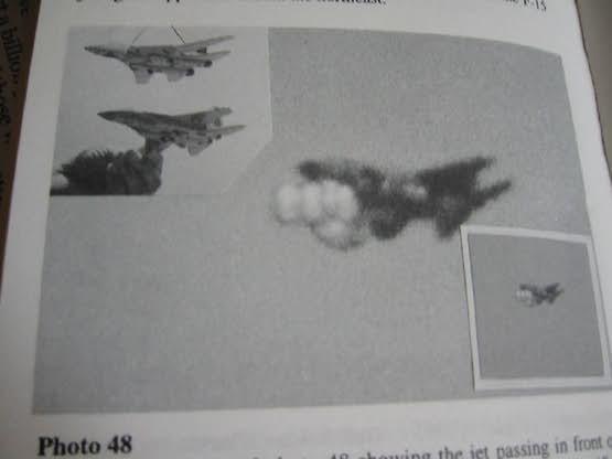 Фото с истребителя F15, 1994