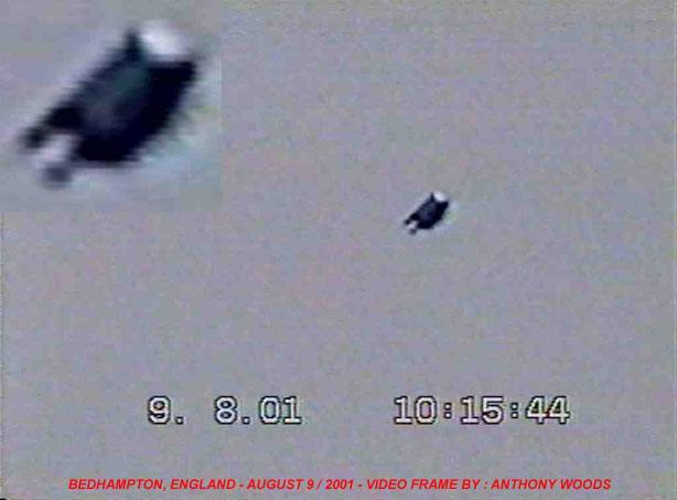 Деревянное НЛО, 2001