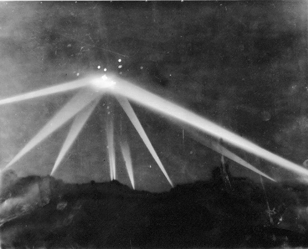 Битва в Лос-Анджелесе, Калифорния, в 1942