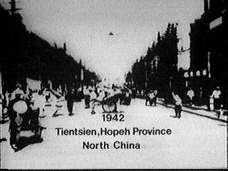 Китай, Тенчен, Хопель 1942