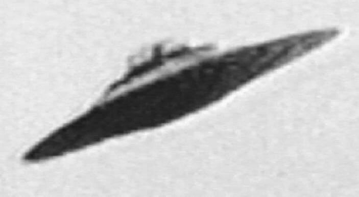 НЛО Третьего Рейха Врил-1 Ягер