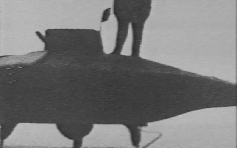 НЛО Третьего Рейха RFZ с человеком на борту