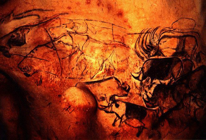 Дикие животные. 20000 лет до н.э.
