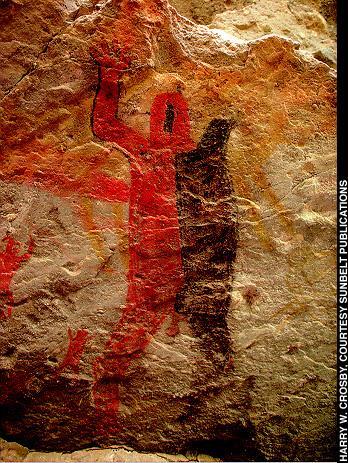 Древний шаман