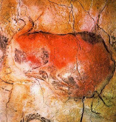Наскальная живопись пещеры Альтимара, Испания