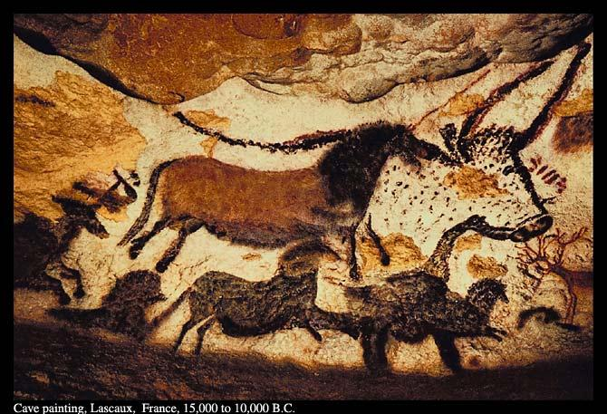 Дикие животные. 15-10 тыс. лет до н.э.