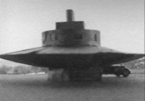 Корабль Рейха Врил-6