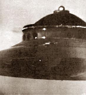 Ещё одно фото НЛО Рейха